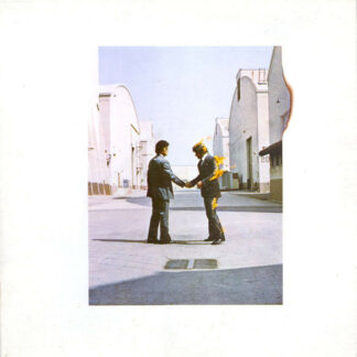 Pink Floyd - Wish You Were Here (LP, Album, Thi)