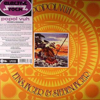 Popol Vuh - Einsjäger & Siebenjäger (LP, Album, RE)