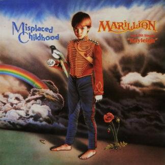 Marillion - Misplaced Childhood (LP, Album, Gat)