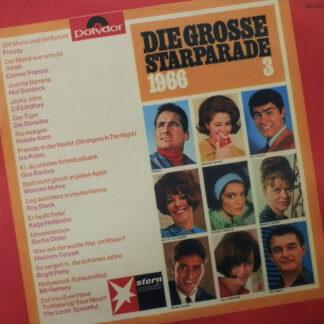 Various - Die Grosse Starparade 1966/3 (LP, Comp)