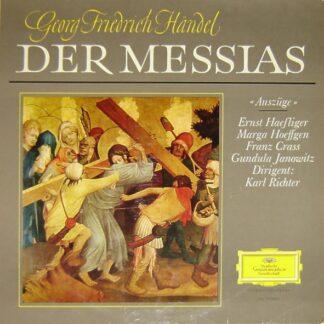 Georg Friedrich Händel - Der Messias (Auszüge) (LP, Album, Club)