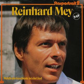 Reinhard Mey - Welch Ein Geschenk Ist Ein Lied - Starportrait 2 (2xLP, Comp)