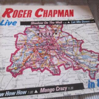 """Roger Chapman - Live In Berlin (12"""", EP)"""