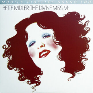 Bette Midler - The Divine Miss M (LP, Album)
