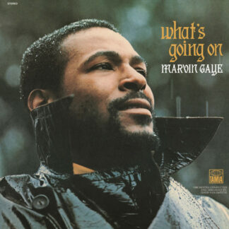 Marvin Gaye - What's Going On (LP, Album, RM, 180)