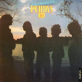 Puhdys - Puhdys 10: Schattenreiter (LP, Album)