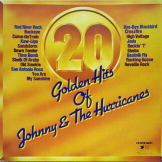 Johnny And The Hurricanes - 20 Golden Hits Of Johnny & The Hurricanes (LP, Comp)