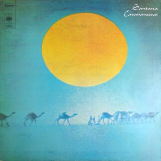 Santana - Caravanserai (LP, Album, Gat)