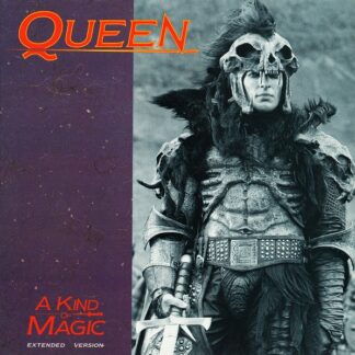 """Queen - A Kind Of Magic (Extended Version) (12"""", Maxi)"""