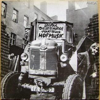 Stefan Diestelmann Folk Blues Band - Hofmusik (LP, Album, Red)