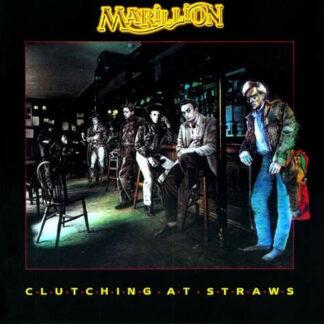 Marillion - Clutching At Straws (LP, Album, DMM)