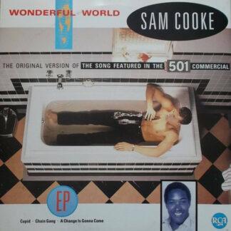 Sam Cooke - Wonderful World (12