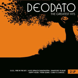 Deodato* - The Greatest Hits (2xLP, Comp, 180)