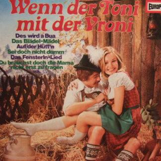 Various - Wenn Der Toni Mit Der Vroni (LP)