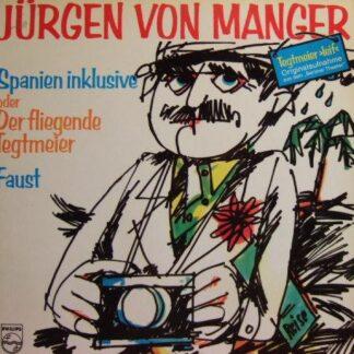 """Jürgen von Manger - Tegtmeier """"Leif"""" (LP, Album, RE)"""