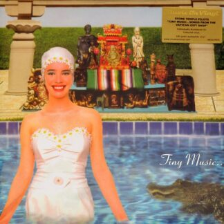Stone Temple Pilots - Tiny Music...Songs From The Vatican Gift Shop (LP, Album, Ltd, Num, RE, Blu)