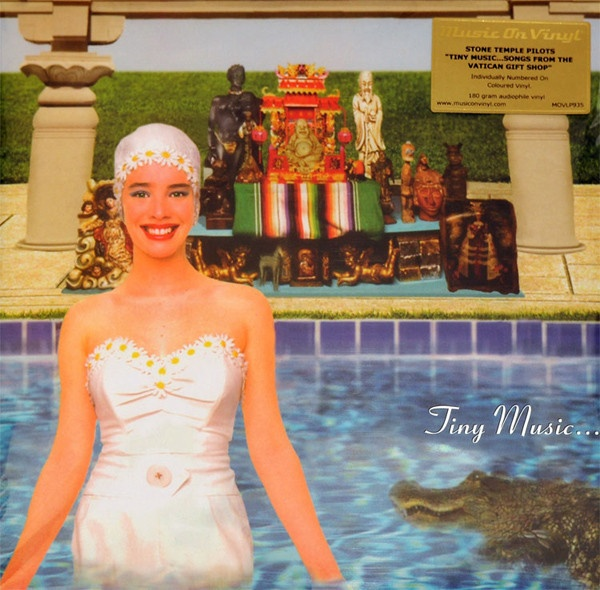 Stone Temple Pilots – Tiny Music…Songs From The Vatican Gift Shop (LP, Album, Ltd, Num, RE, Blu)