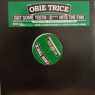 "Obie Trice - Got Some Teeth / S*** Hits The Fan (12"", Promo)"