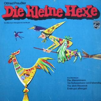 Otfried Preußler - Die Kleine Hexe [Folge 2]  (LP)