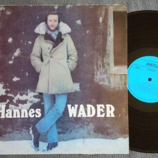 Hannes Wader - Hannes Wader (LP, Comp, lig)