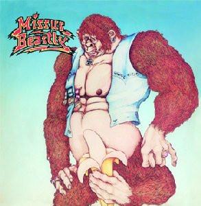 Missus Beastly - Missus Beastly (LP, Album, Ltd, Num, RE)