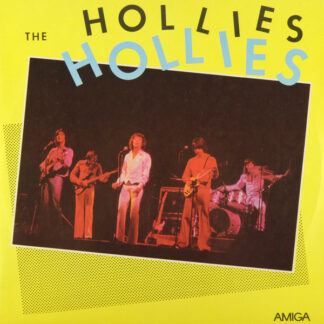 The Hollies - The Hollies (LP, Comp)