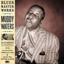 Muddy Waters - Blues Master Works (2xLP, Album, Comp, 180 + CD, Album, Comp + Ltd)