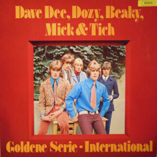 Dave Dee, Dozy, Beaky, Mick & Tich - Dave Dee, Dozy, Beaky, Mick & Tich (LP, Comp, Club)