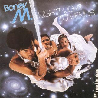 Boney M. - Nightflight To Venus (LP, Album, Fou)