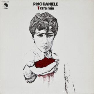 Pino Daniele - Terra Mia (LP, Album, RP)