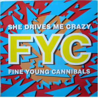 Fine Young Cannibals - She Drives Me Crazy (12