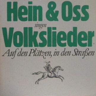 Hein & Oss* - Singen Volkslieder Auf Den Plätzen, In Den Straßen (2xLP, Gat)