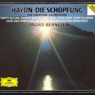 Joseph Haydn : Leonard Bernstein · Judith Blegen · Lucia Popp · Thomas Moser · Kurt Ollmann · Kurt Moll · Chor Des Bayerischen Rundfunks, Symphonie-Orchester Des Bayerischen Rundfunks - Haydn - Die Schöpfung • The Creation • Le Création (2xLP + Box)