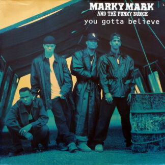 "Marky Mark & The Funky Bunch - You Gotta Believe (12"", Maxi)"