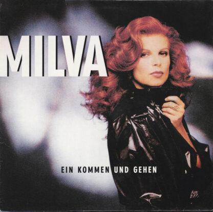 Milva - Ein Kommen Und Gehen (LP)