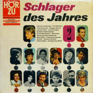 Various - Schlager Des Jahres 2 (LP, Comp)