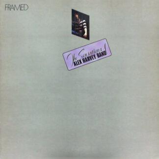 The Sensational Alex Harvey Band - Framed (LP, Album, RE)