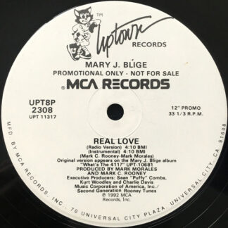 Mary J. Blige - Real Love (12