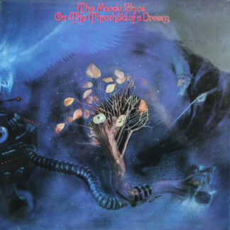 The Moody Blues - On The Threshold Of A Dream (LP, Album)