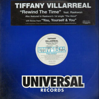 Tiffany Villarreal - Rewind The Time / You, Yourself & You (12