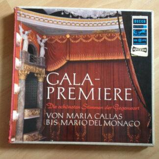 Various - Gala Premiere, Die Schönsten Stimmen Der Gegenwart (6xLP + Box)