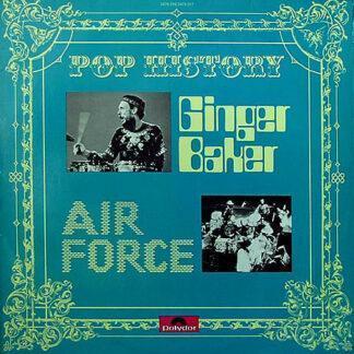 Ginger Baker, Air Force* - Pop History (2xLP, Comp)