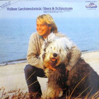 Volker Lechtenbrink - Herz & Schnauze - Seine Größten Erfolge (LP, Comp, Clu)