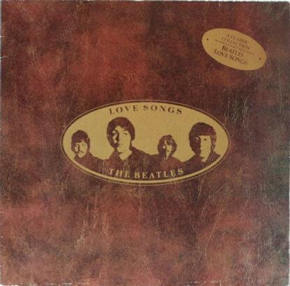 The Beatles - Love Songs (2xLP, Comp, Gat)