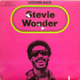 Stevie Wonder - Looking Back (3xLP, Comp, Ltd)