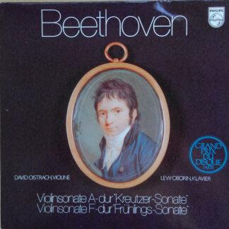 Beethoven*, David Oistrakh*, Lev Oborin - Violinsonate A-dur