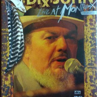 Dr. John - Live At Montreux 1995 (DVD-V, PAL)