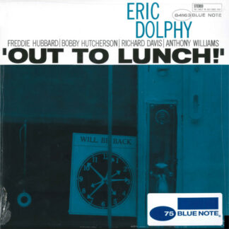 Eric Dolphy - Out To Lunch! (LP, Album, RE)