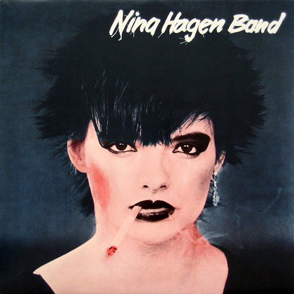Nina Hagen Band – Nina Hagen Band (LP, Album)