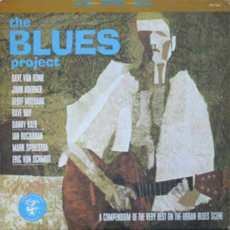 Various - The Blues Project (A Compendium Of The Very Best On The Urban Blues Scene) (LP, Album, RP)